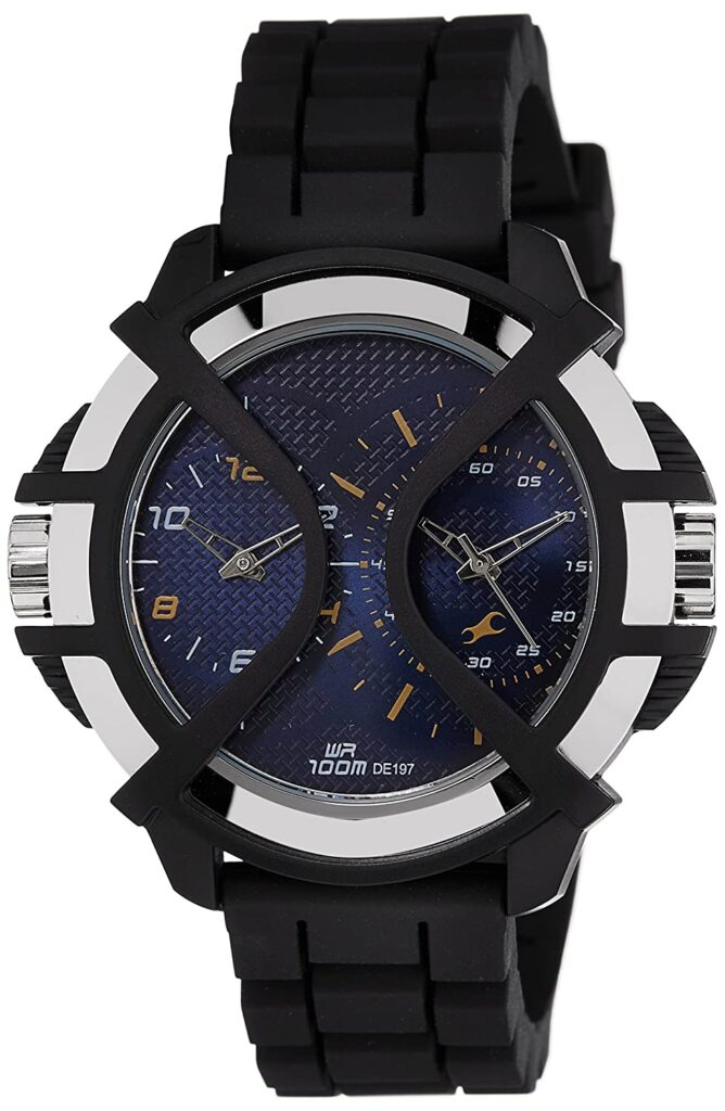 Fastrack sports chronograph watch