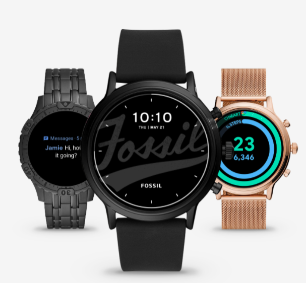 Fossil Gen 5E Smartwatch with Snapdragon Wear 3100 SoC Launched in India